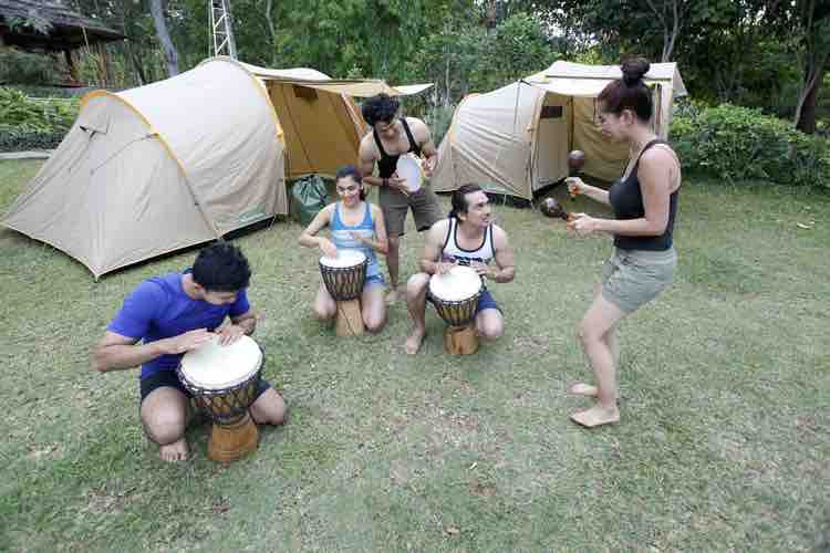 Drum Circle & Tribal Dance