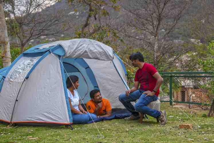 Overnight Camping