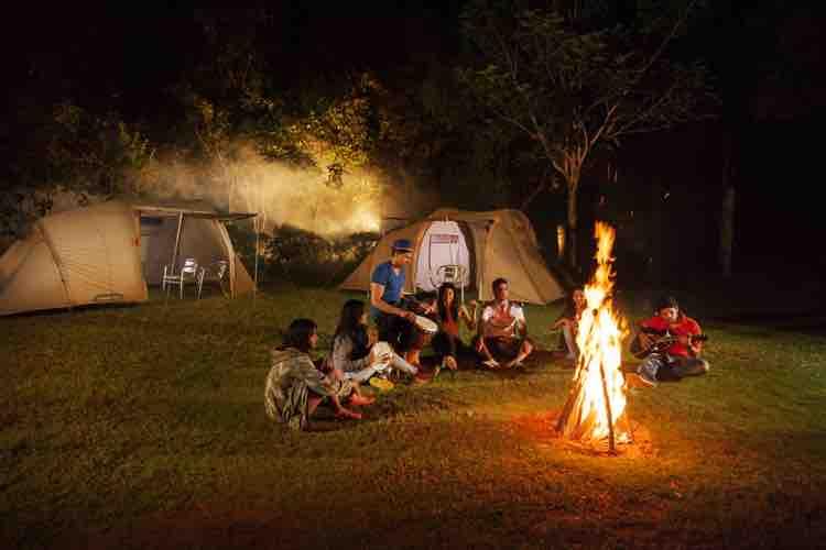 Bonfire & Drum Circle