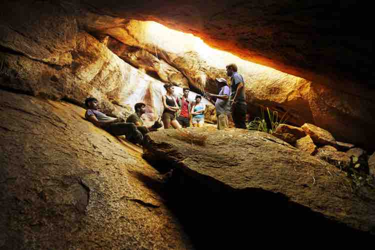 Rappelling & Cave Exploration